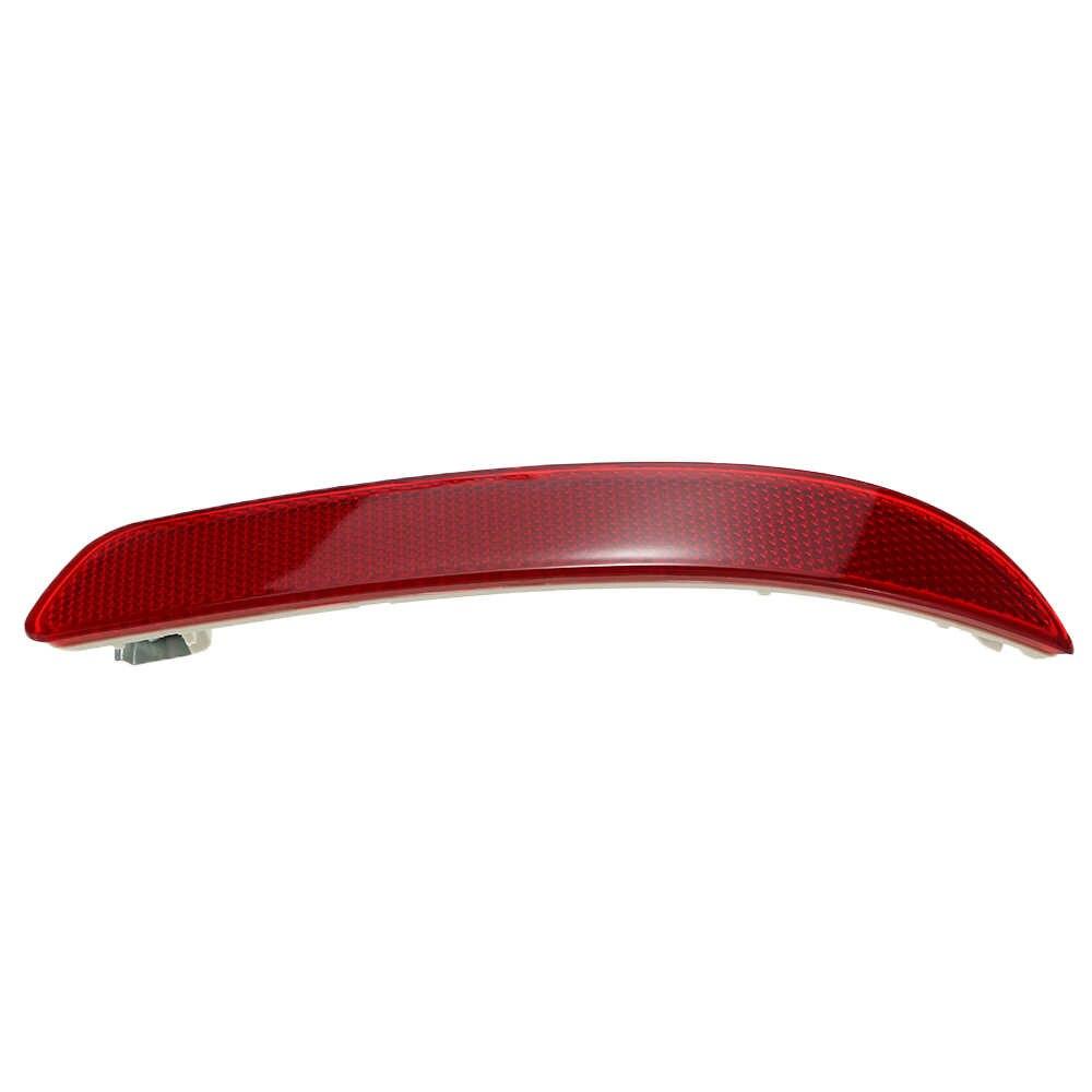 右リアバンパーリフレクター赤 Bmw E70 X5 2008-2012 OEM: 63217158950 車のアクセサリー