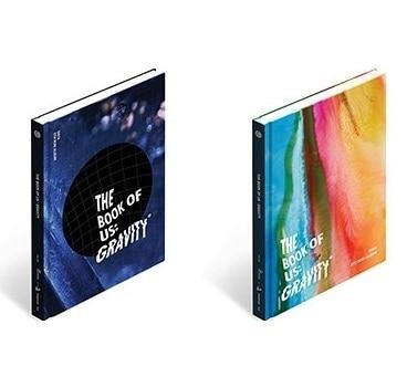 [MYKPOP] ~ 100% ORIGINAL officiel ~ DAY6 MINI #5 le livre de nous: Album de gravité, Collection Fans de KPOP-SA19091401