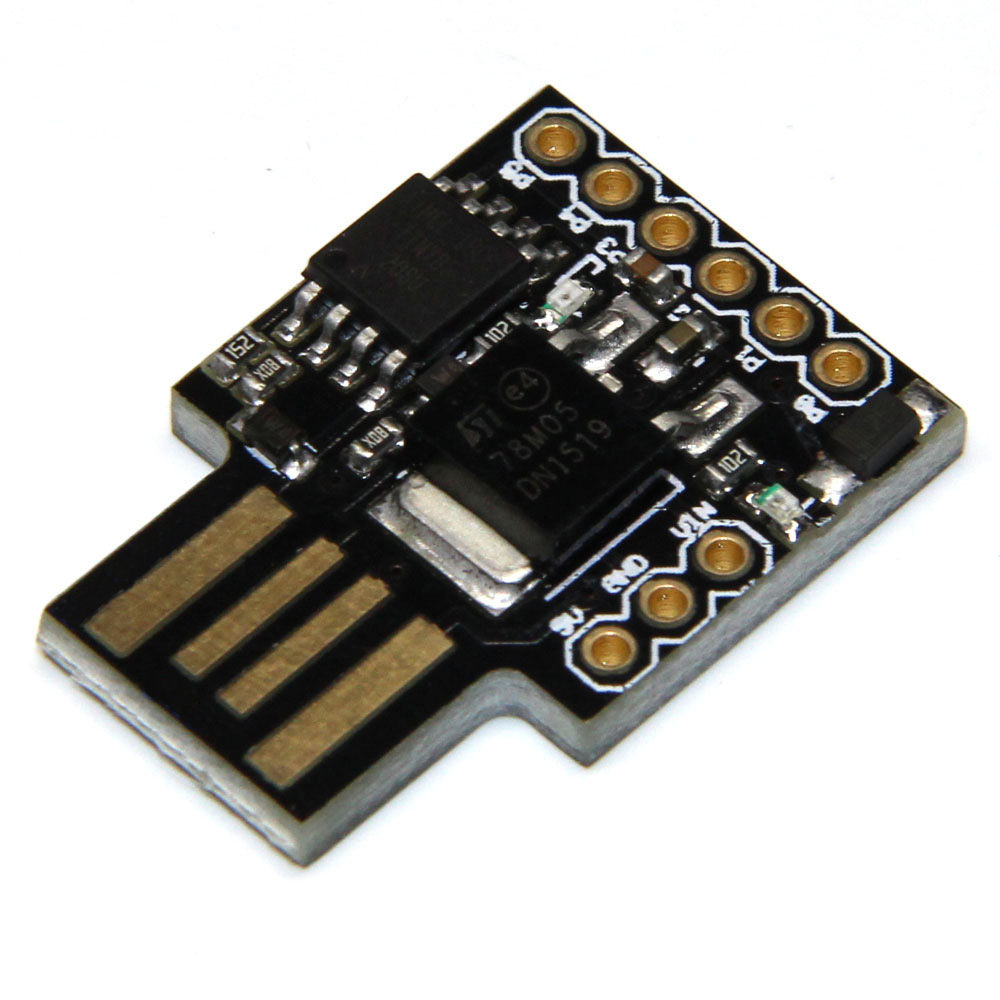 1 Pieces Digispark Kickstarter Micro Development Board ATTINY85 Module For Arduino Usb