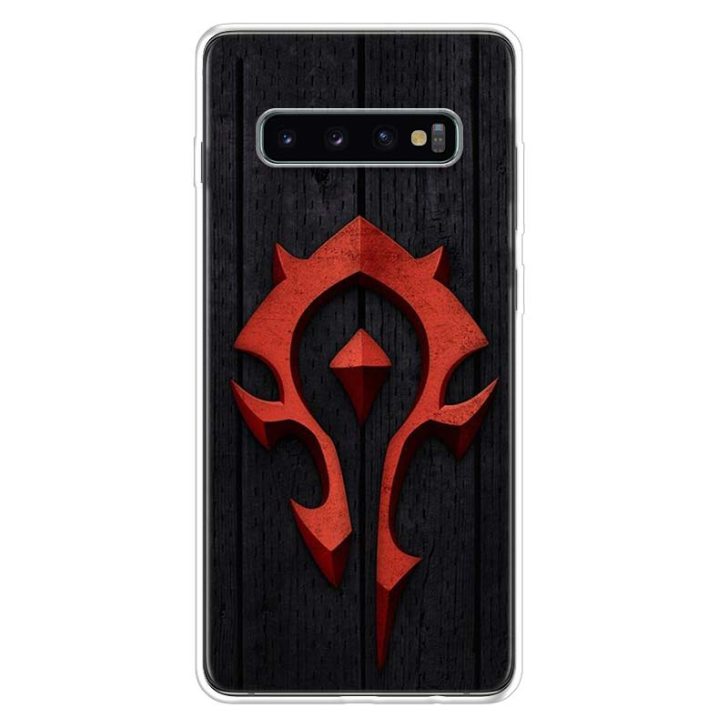 Wows World Of Warcraft Case For Samsung Galaxy S10 S20 Ultra Lite NOTE 10 9 8 S9 S8 + S7 Edge J4 J6 J8 2018 Plus Phone Coque
