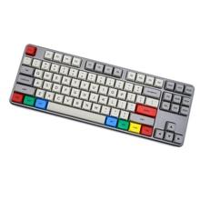 G-MKY 131 Granite Keycaps PBT Dye-Sublimated XDAS Profile For Filco/DUCK/Ikbc MX Switch Mechanical Keyboard
