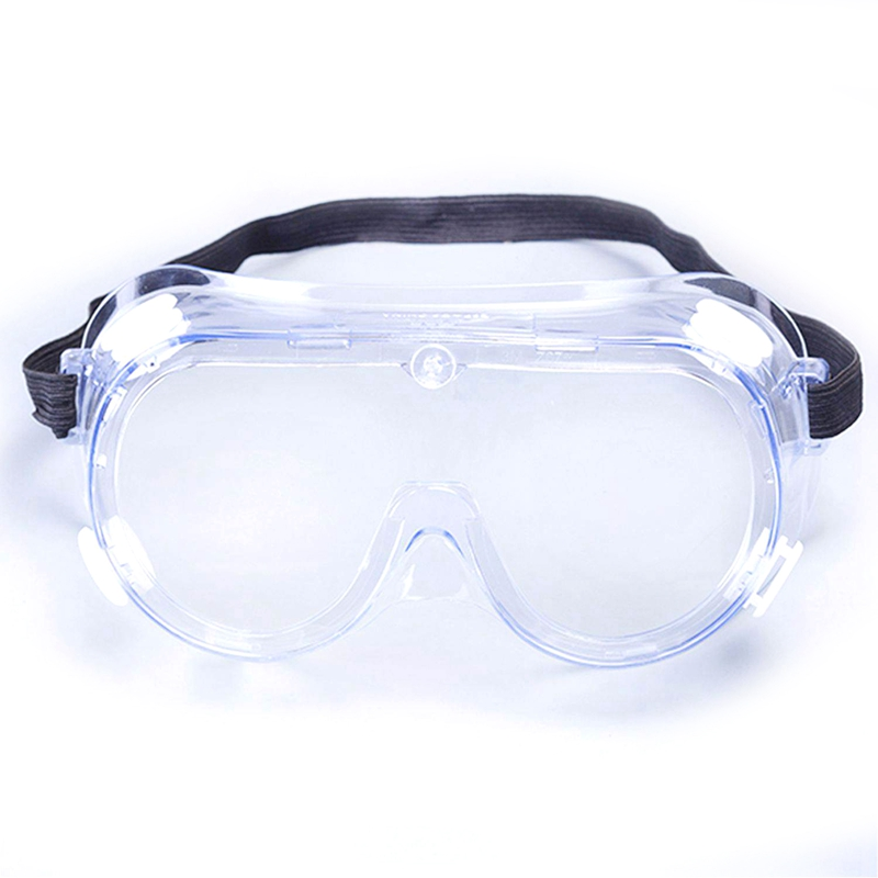 Protective Safety Glasses Work Anti Virus Eye Anti-Fog Anti Sand Windproof Anti Dust Saliva Transparent Goggles Eye Protection