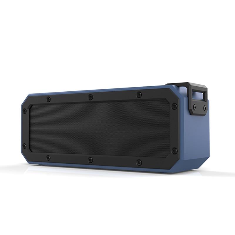 Portable Bluetooth Speaker Column 40W TWS Outdoor  Stereo Sound Subwoofer IP7X Waterproof Bass Soundbox Type-C TF card Soundbar