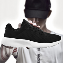 Couple Shoes Sneakers Breathable Air Mesh Sneakers Slip on H