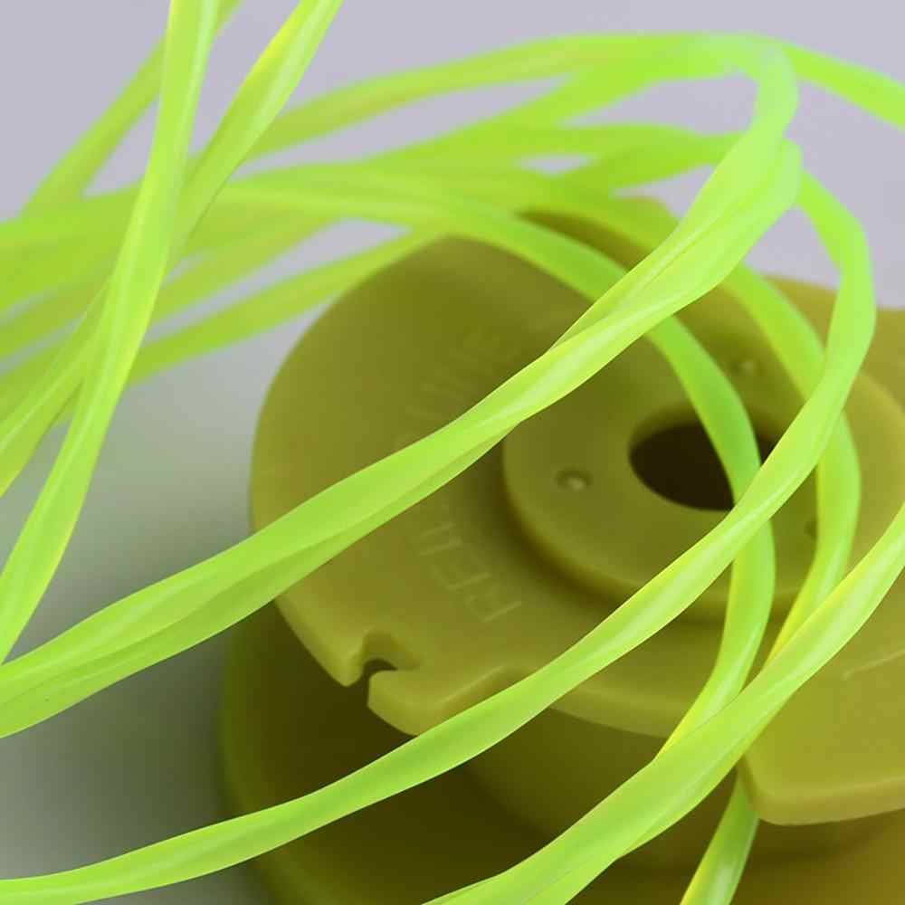3 قطعة الموالية ل Ryobi واحد زائد AC80RL3 OEM. 080 بوصة الملتوية خط و بكرة استبدال ل 18v ، 24v ، و 40v اللاسلكي قادين A10