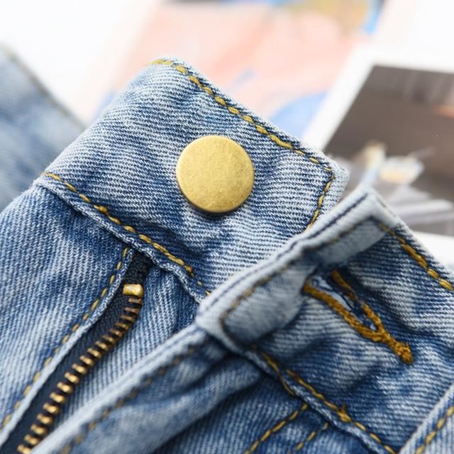ZSRS Women Jeans Pants Leisure Loose High Waist Vintage wide leg jeans Women Jean Korean Style All-match Simple Full-length 8