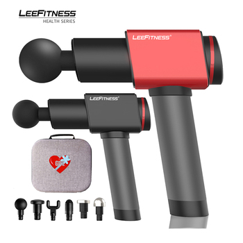 2020 Muscle Massage Gun Deep Tissue Massager Therapy Gun Exercising Muscle Pain Relief Body Shaping With 3400mAh Battery