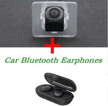 Reverse 1080P Car Rear view Camera for Kia Optima K5 Cerato K3 For Hyundai i40 Sedan With HD Stereo TWS Bluetooth Earphones