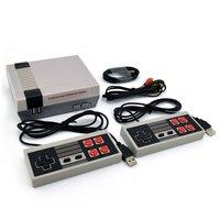 Мини ТВ игровая консоль 8 бит видео игровая консоль встроенный 620 игр портативный игровой плеер AV выход