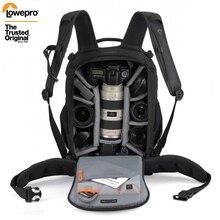 本物のロープロフリップサイド 400 aw F400 II カメラの写真のバッグバックパックデジタル一眼レフ + オールウェザーカバー卸売