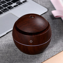 300ML Mini Ultrasonic Air Humidifer For Home Aroma Essential Oil Diffuser USB Car Mist Maker Aromatherapy Humidifiers