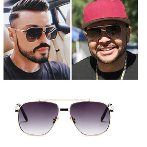 Brand Mens Sunglasses Square S