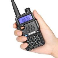 "5r uv עבור Baofeng UV-5R שני הדרך רדיו Dual Band 136-174 / 400-520Mhz 5W מכשיר הקשר Plug Type: ארה""ב Plug / בבריטניה תקע / AU Plug / האיחוד האירופי Plug (2)"