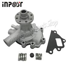 water pump for Iseki engine E4CGVG E3CGVG E3CG E4CG farm tractor SF438 SF450