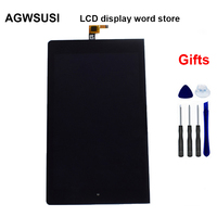 LCD For Lenovo Yoga Tablet 8 B6000 60044 LCD Touch B6000 f 60043 LCD Display Panel Touch Screen Digitizer Sensor Assembly