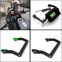Suporte de celular para motocicleta, suporte para celular kawasaki versys 650 kle650 versys650, 2015-2019, recarregável, suporte de navegação de celular