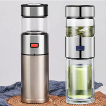 Thermos Cup Stainless Steel Heat Water Bottle Vacuum Flask T