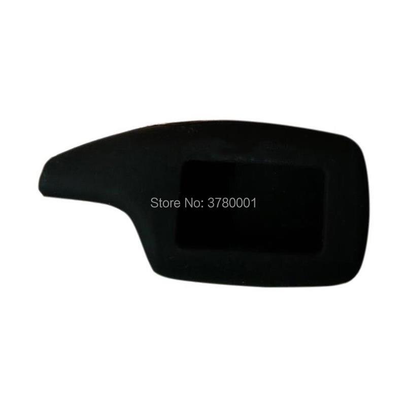 Wholesale Silicone Key Case For 2 Way Car Alarm Scher-Khan Magicar 5 6 Lcd Remote Control Key Fob,Scher Khan M5 M6,M902F M903F