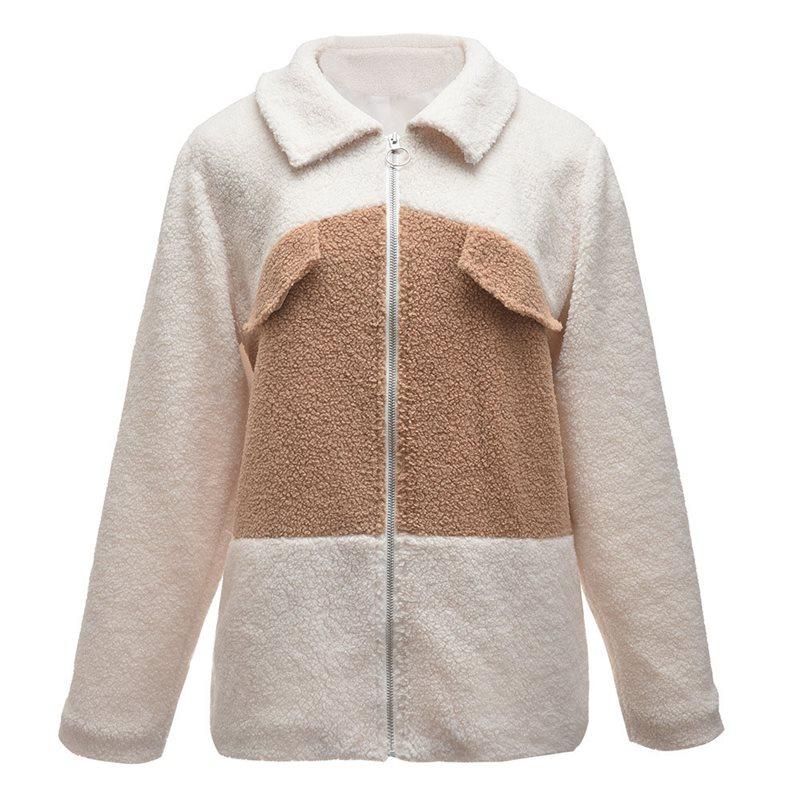 Harajuku Jacket Sportswear Overcoat Oversized Clothing Autumn Winter Plus-Size Women