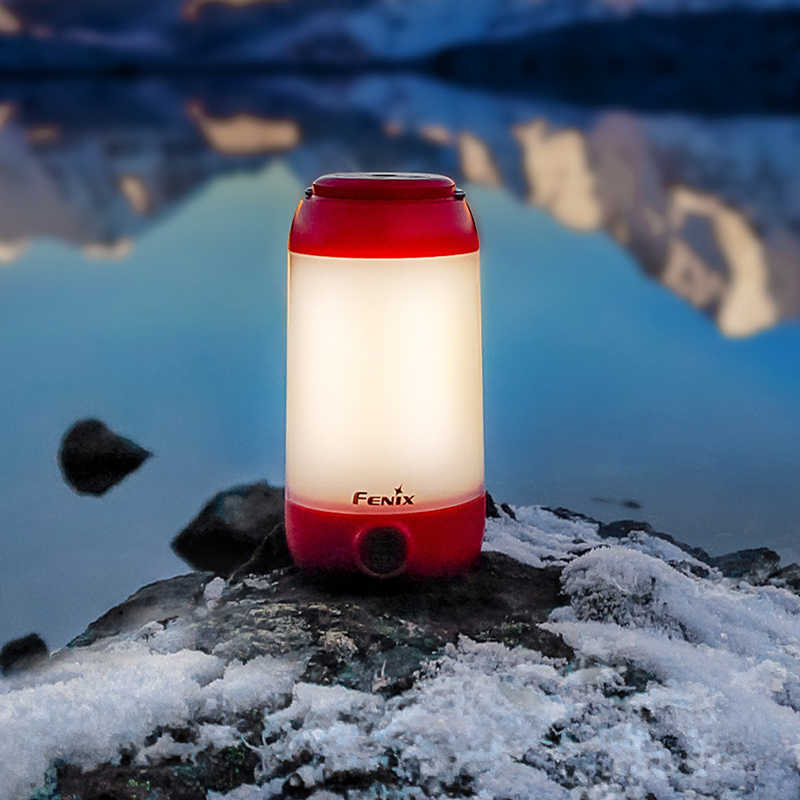 2019 Новый Fenix CL26R Micro-USB Перезаряжаемый 18650 антибликовое кемпинговое световое оборудование лампа Макс 400лм