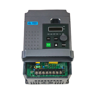 Image 4 - 2.2KW 220V VFD Single Phase input 220v and 3 Phase Output  220V Frequency Converter/Adjustable Speed Drive/Frequency Inverter