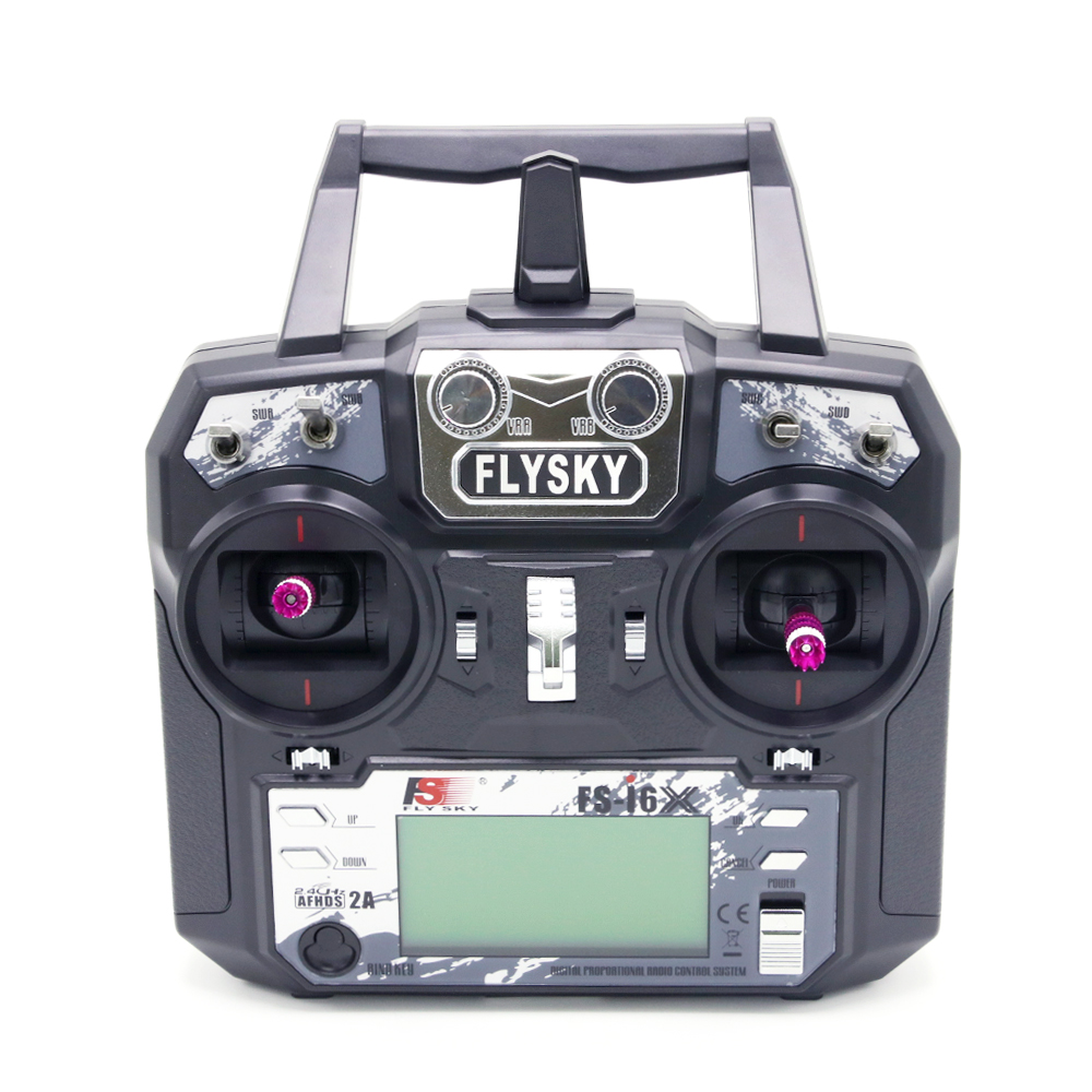 Image 2 - Original Flysky FS i6X 10CH 2.4GHz AFHDS 2A RC Transmitter With FS iA6B FS iA10B FS X6B FS A8S Receiver For Rc Airplane Mode 2-in Parts & Accessories from Toys & Hobbies