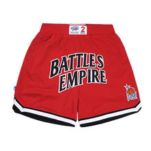 Summer Basketball Sports Shorts - popular logo Loose 2021 for men and women - Retro American casual drawstring five-point pants