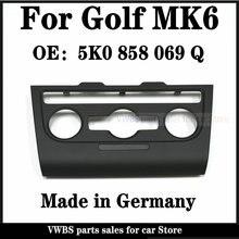 Painel de ar condicionado automático cheshunzai para v golfe mk6 r20 g t, 5k0 858 069 q, nuevo producto