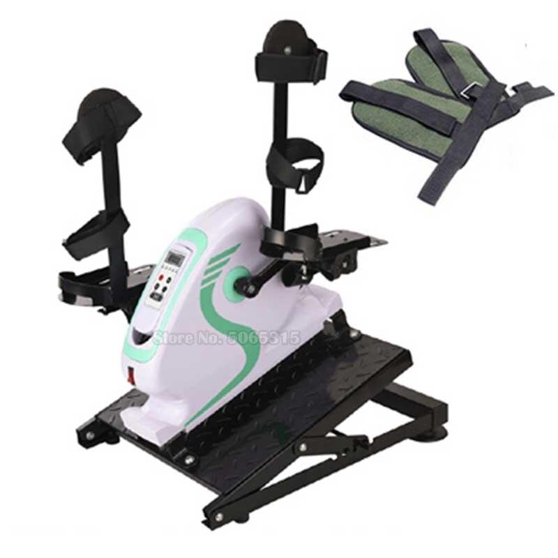 Home electric rehabilitation machine hemiplegic rehabilitation training equipment stroke upper and lower limbs bicycle hand