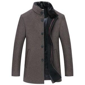 2019 Men Advanced Wool Coats B
