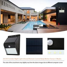 3in1 28 LED Corridor Night Light Infrared Remote Control Body Motion Sensor Smar Home Night Lamp Magnetic Smart 3 Modes Sale yeation body motion sensor magnetic led night light smart home night lamp