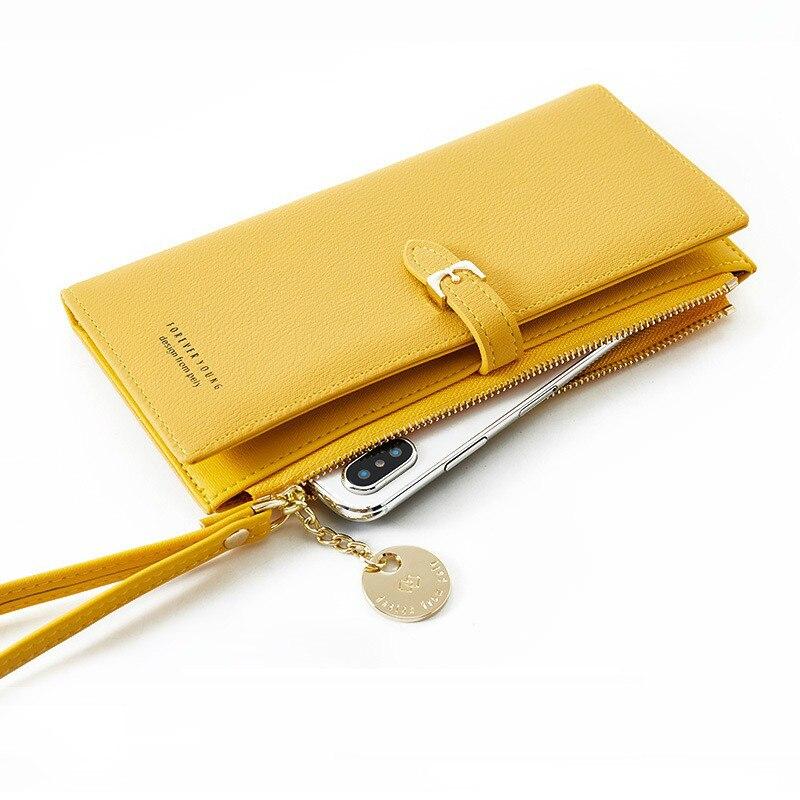 Women's Long Wallet  Portefeuille Femme Billetera Mujer Portfel Damski  Portafoglio Donna Women Wallets Phone Wallet Purses