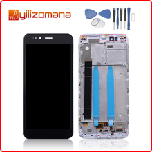 5.5 1920x1080  For XIAOMI MI A1 LCD Display Touch Screen with Frame Xiaomi 5X MIA1 Replacement