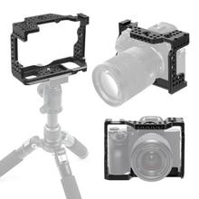 Aluminium QR Handheld Kamera Käfig Für Sony A7RIII/A7III/A7MIII SLR DSLR Montieren Stativ Halterung Fotografie Extension Kit