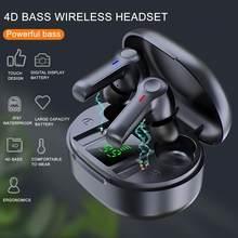 R22 TWS Bluetooth 5,0 Drahtlose IPX7 Wasserdichte Wiederaufladbare In-ohr Hohe Qualität Sound HiFi Kopfhörer Sport Musik Headset