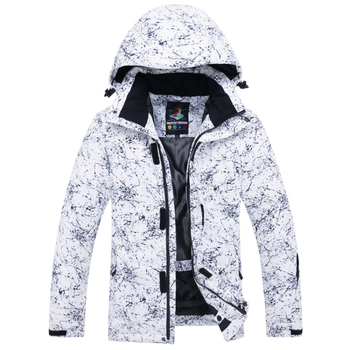 Outdoor Winter Children Skiing Jackets Boys & Girls Ski Jacket Sports Windproof Waterproof Hooded Warm Coat -30 Degree 110-160cm