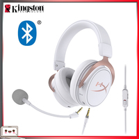 Kingston HyperX Cloud Mix Wired Gaming Headset Bluetooth Earphone With Detachable Microphone Multi Platform Compatible Headphone