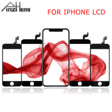Aaaa display lcd para iphone 6 s 7 8 mais substituição da tela de toque digitador assembléia display para iphone 4S 5 5S se tela lcd(China)