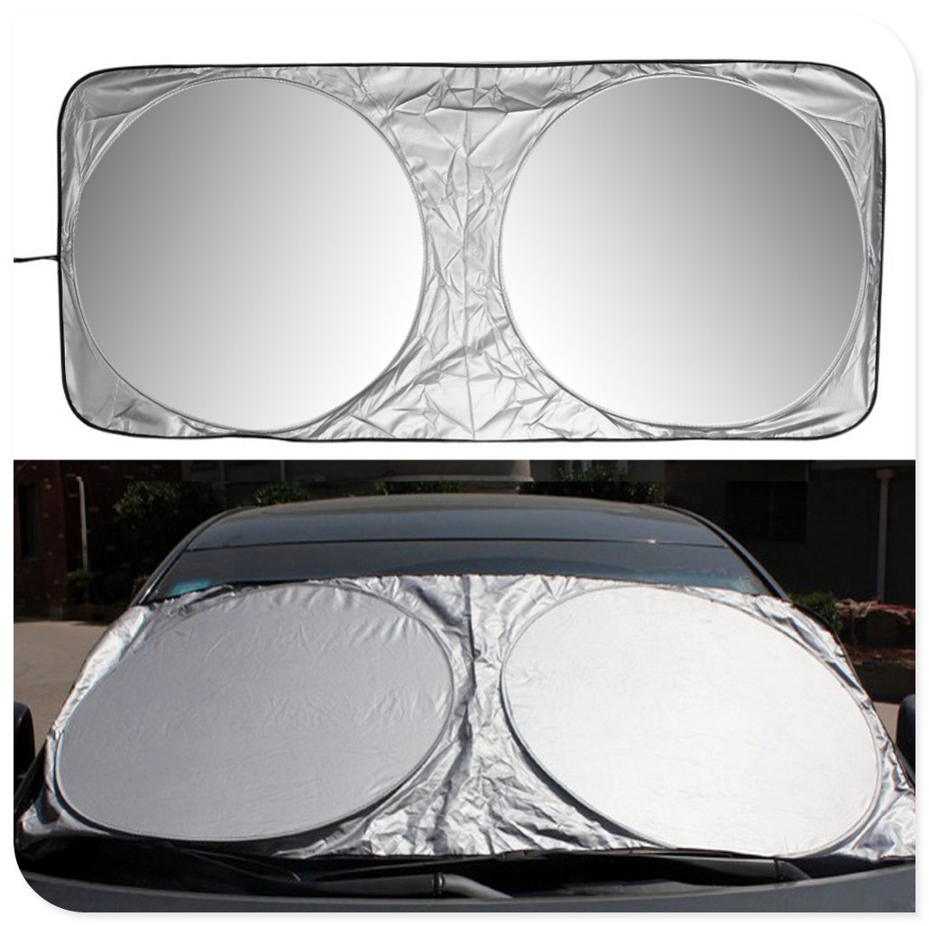 Car Sun shade Front Window Windshield Cover UV for <font><b>Mercedes</b></font> Benz GLC63 GLA45 GLA G650 E63 E-Class A170 A <font><b>B</b></font> C E S Class W211 W203 image