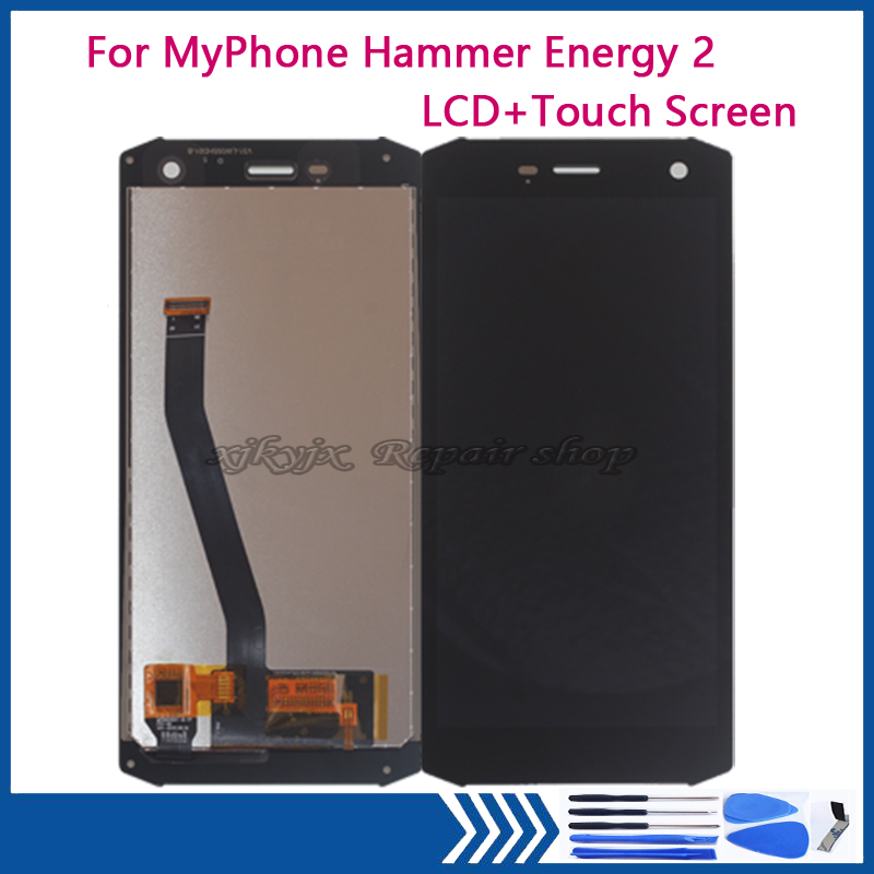 Купить оригинальный для myphone hammer energy 2 жк дисплей дисплей