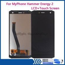 Оригинальный для myphone hammer energy 2 ЖК дисплей Дисплей