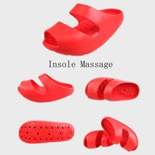 Massage Lose Weight Swing Shoes Slim Legs Foot Home Relax Slippers Women Thin Loss Walking