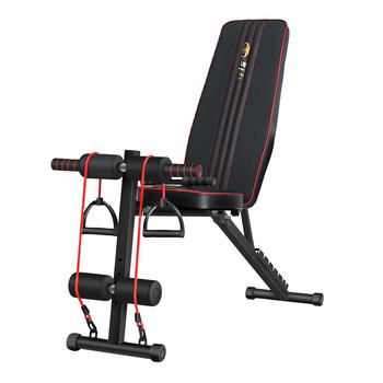 GRT Fitness Adjustable-Sit-up-Bench-Workout-Gym-Exercise-Strength-Training-Press-Flat-Sit-Up-Abdominal-Muscle-Workout.jpg_350x350 On Sale