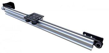 NEMA17 motor paso a paso CNC ranura en V NEMA 17 actuador lineal (accionado por correa) 200/300/500mm
