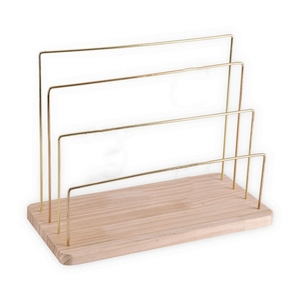 Wooden Jewelry Display Stand M