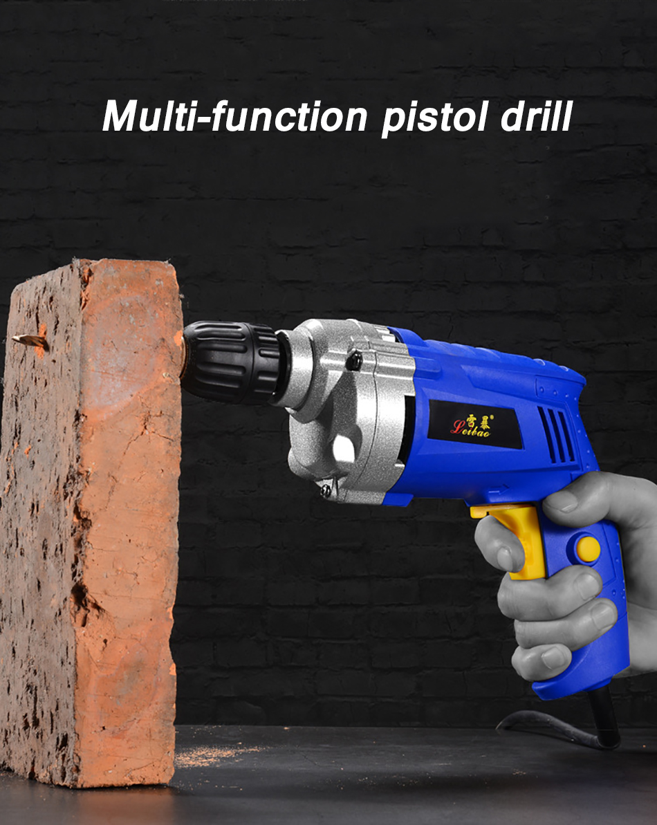 Electric drill 5