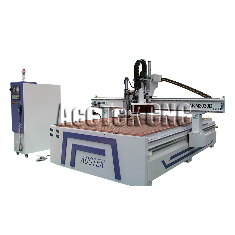 3d Wood Furniture Cnc Machine 2030 Wood Cnc Router 3&4 Axis For Chipboard, Mdf, Woodworking