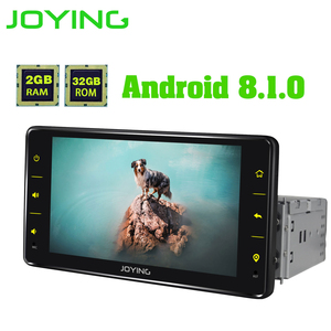 Image 5 - Joying ユニバーサル Android のカーラジオシングル 1 喧騒車のマルチメディアプレーヤー 6.2 インチ 2 グラム Ram ビデオヘッドユニット Carplay 無線 LAN Bluetooth DVR