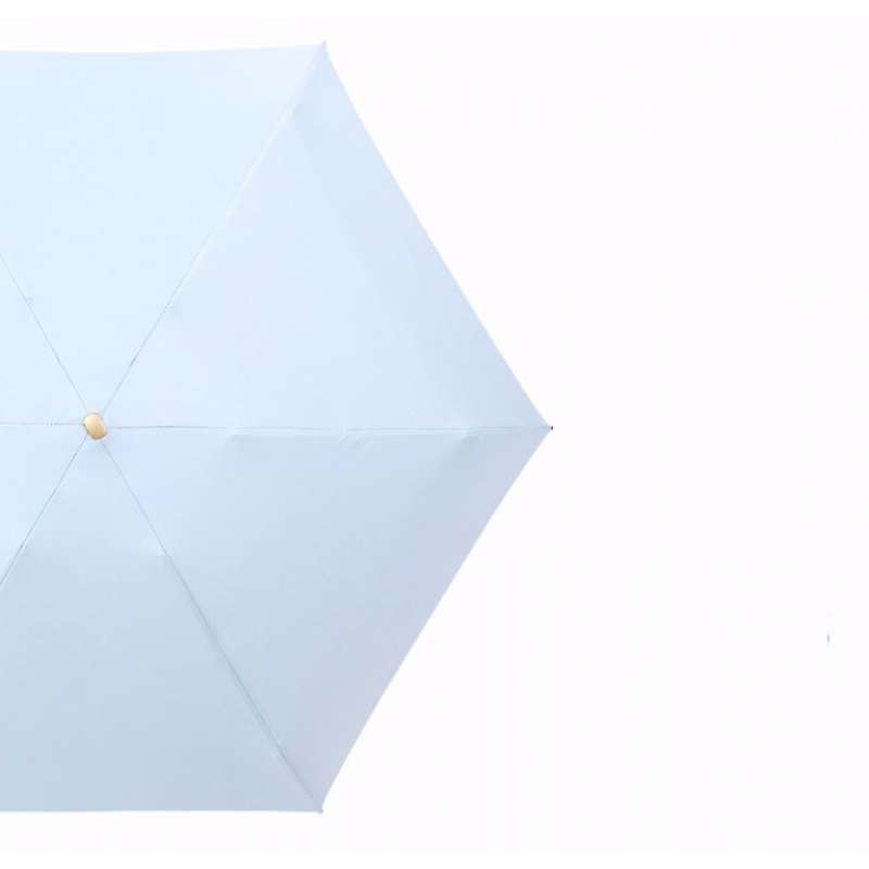 Small Fashion Folding Umbrella Rain Women Gift Men Mini Pocket Parasol Girls Anti Uv Waterproof Portable Sunny Travel Umbrellas in Umbrellas from Home Garden