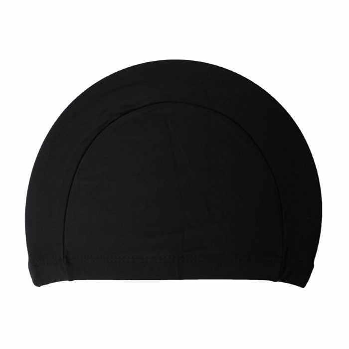 Nuovo Unisex Elastico Cappellini Adulto Impermeabile Elastico Confortevole Orecchie di Protezione di Estate di Nuoto Piscina Costume Da Bagno Cappello